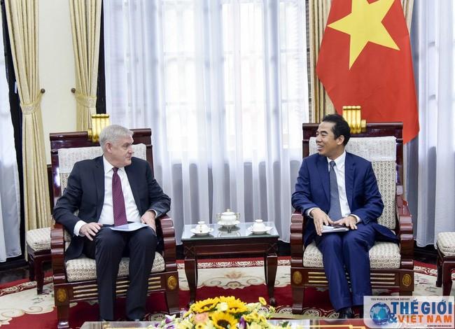 Вьетнам является самым активным участником кампании «Ibelong»  - ảnh 1