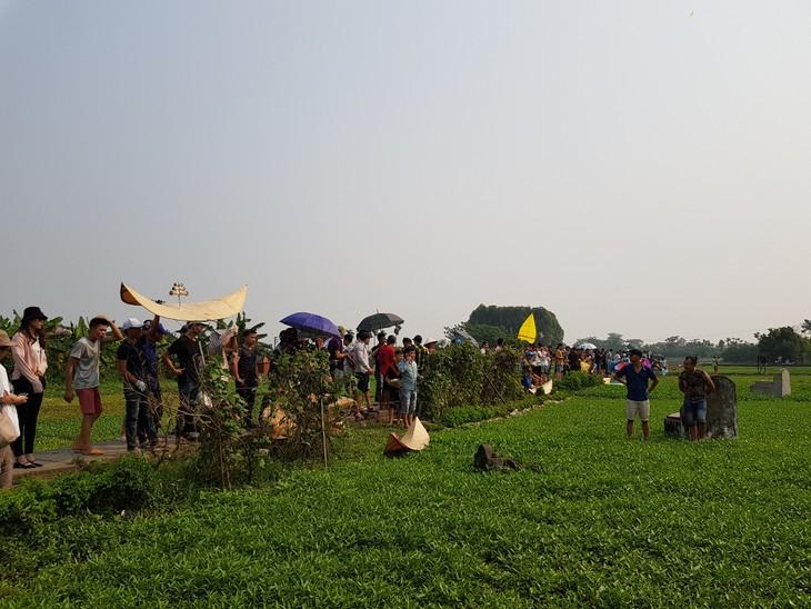 Фестиваль воздушных змеев деревни Базыонгной - ảnh 4