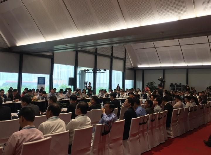 В рамках Форума по частному сектору экономики Вьетнама 2019 прошли тематические семинары и дискуссии - ảnh 1