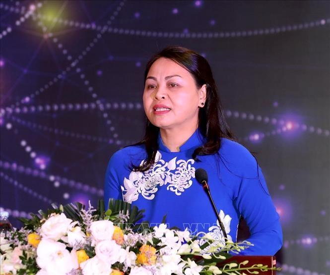 В Ханое прошёл семинар, посвящённый женщинам-бизнесменам - ảnh 1