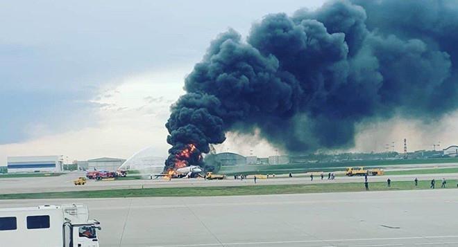 Нгуен Фу Чонг выразил соболезнования России в связи с пожаром в самолёте - ảnh 1
