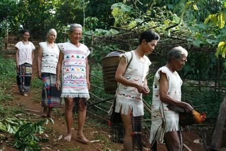 Культурные традиции народности Ма - ảnh 1