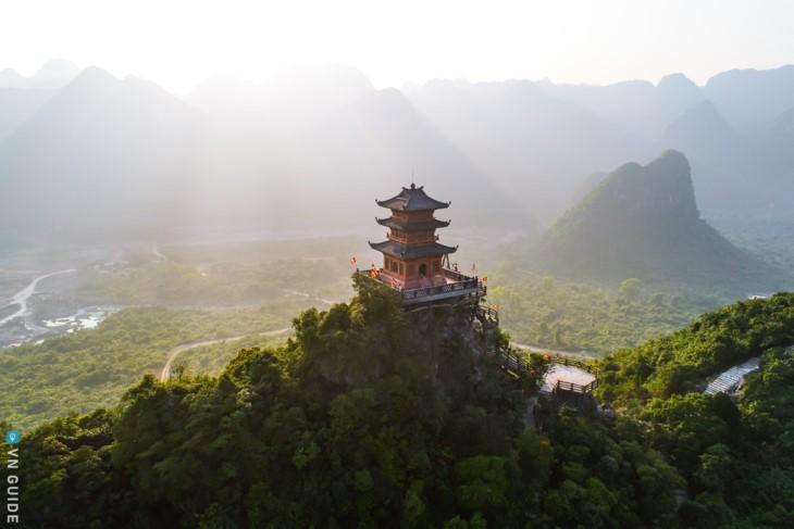 Пагода Тамчук - ảnh 11