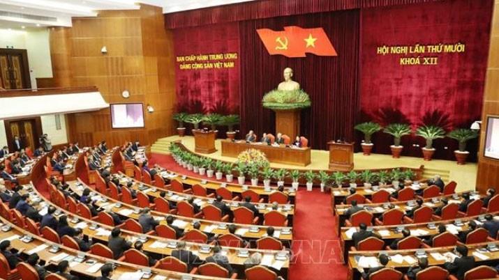 Определены основные направления работы 13-го съезда Компартии Вьетнама - ảnh 1