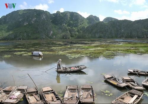 Заповедник Ванлонг - водно-болотное угодье международного значения - ảnh 6