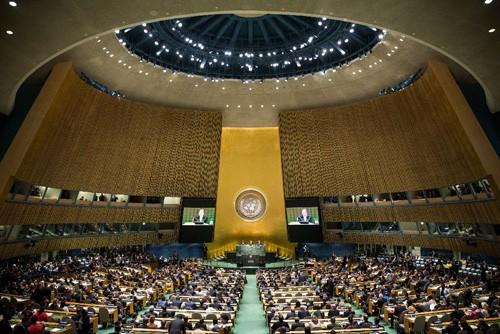 Международный саммит по вопросам климата: глобальные проблемы по-прежнему актуальны - ảnh 1