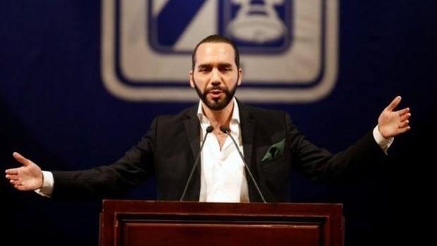 Политик Наиб Букеле официально стал президентом Сальвадора - ảnh 1