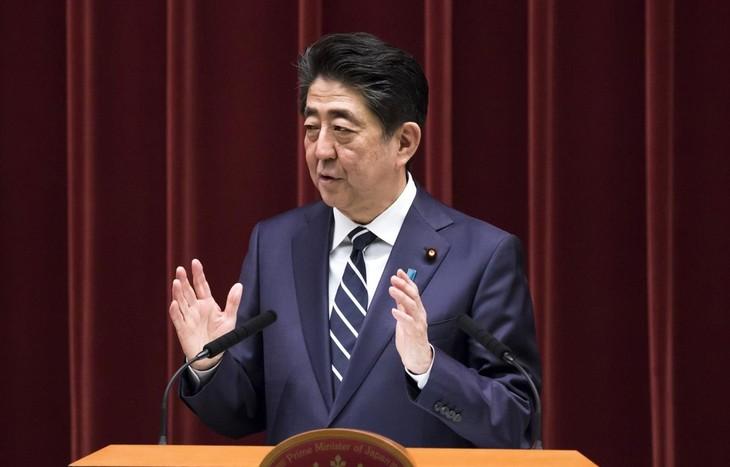Премьер-министр Японии встретился с президентом США в преддверии поездки в Иран - ảnh 1