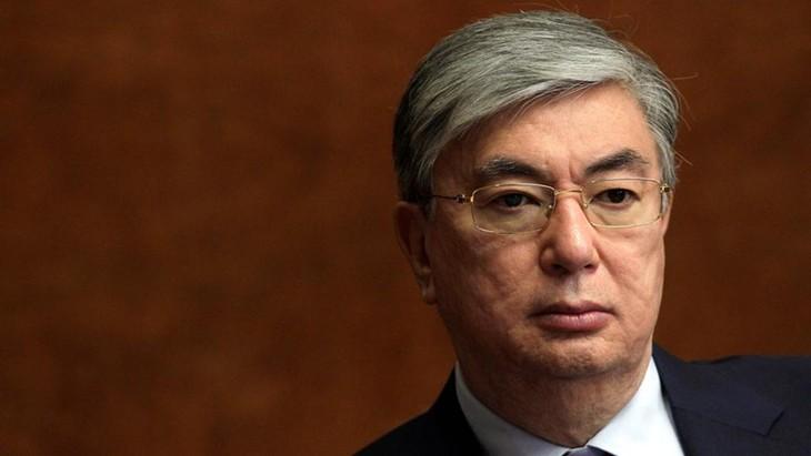 Нгуен Фу Чонг направил поздравительную телеграмму президенту Казахстана - ảnh 1