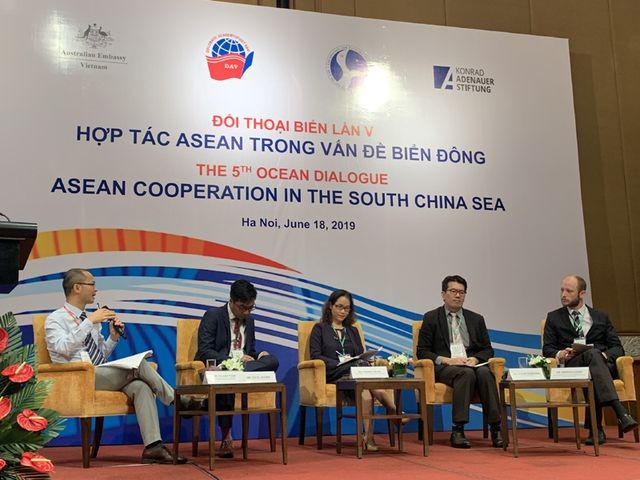 Необходимо найти меры по активизации сотрудничества между странами АСЕАН в вопросе Восточного моря - ảnh 1