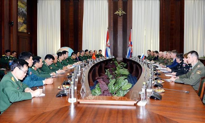 Вьетнам и РФ активизируют оборонное сотрудничество - ảnh 1