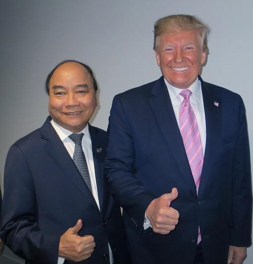 Премьер-министр Вьетнама провёл встречи с руководителями некоторых организаций и стран-участниц саммита G20 - ảnh 2