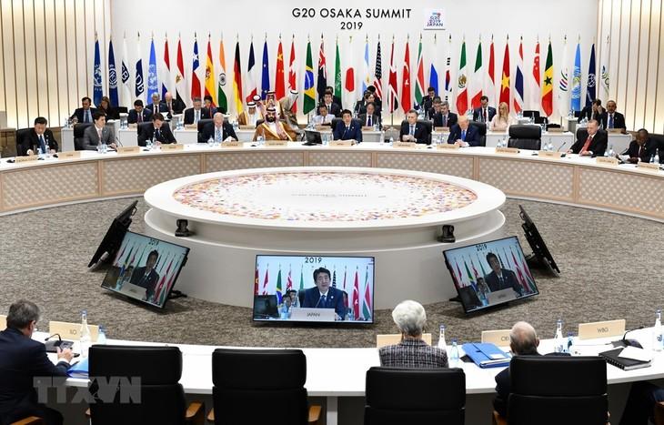 По итогам саммита «Большой двадцатки» принято совместное коммюнике - ảnh 1