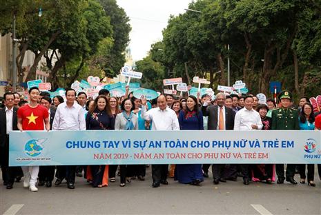 Новая веха в обеспечении прав человека во Вьетнаме - ảnh 1