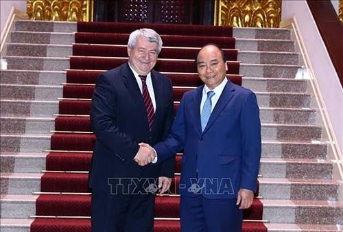 Соглашение о свободной торговле между Вьетнамом и ЕС: положительное влияние на сотрудничество СРВ и Чехии - ảnh 1