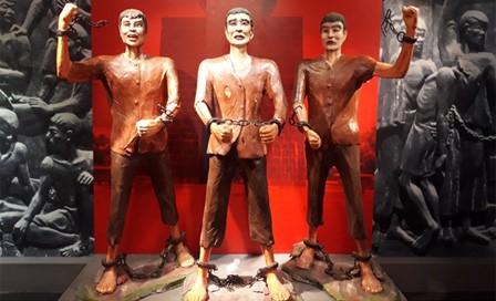 Выставка, посвящённая вьетнамским революционерам - ảnh 1