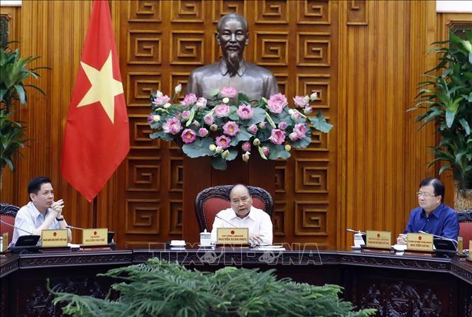 Постоянный комитет правительства обсудил проект строительства высокоскоростной магистрали Чунглыонг-Митхуан - ảnh 1