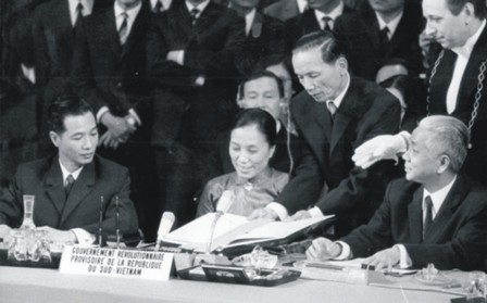 Hiệp định Paris 1973 – thắng lợi mang nhiều ý nghĩa - ảnh 2