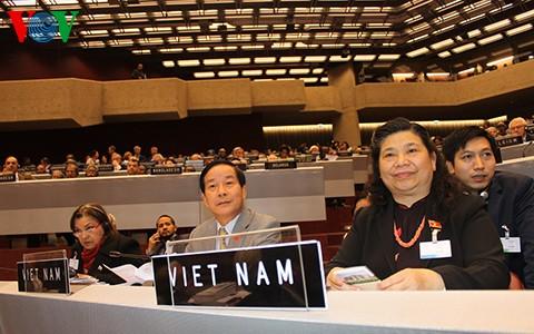 Đại hội đồng IPU 131 bầu chọn Chủ tịch mới  - ảnh 1