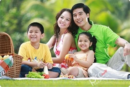 Bài học tiếng Việt với chủ đề: Gia đình - ảnh 1