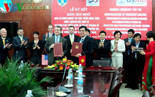 Tăng cường hợp tác Việt Nam – Hoa Kỳ về nông nghiệp - ảnh 1