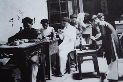 Hàng Bạc, phố nghề độc đáo ở Hà Nội  - ảnh 3