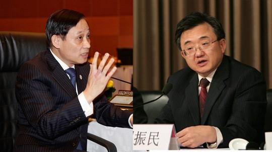 Gặp thường niên giữa hai Thứ trưởng Ngoại giao Việt Nam và Trung Quốc - ảnh 1