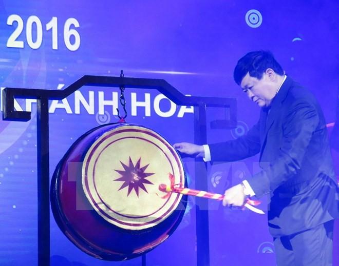 Khai mạc Liên hoan Phát thanh toàn quốc lần thứ XII-2016 - ảnh 3
