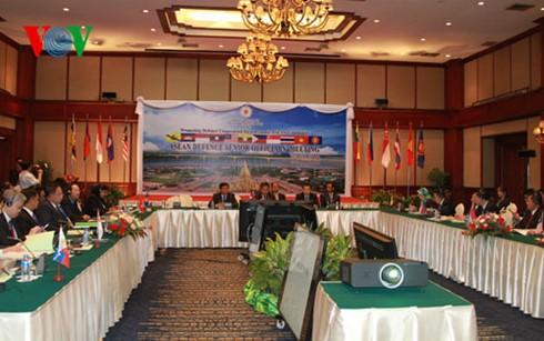 Việt Nam dự Hội nghị Quan chức Quốc phòng cấp cao ASEAN  - ảnh 1