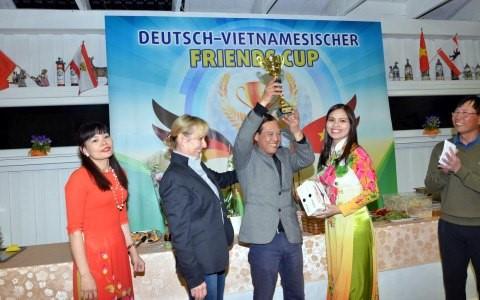 Giải Golf hữu nghị Đức–Việt 2016 - ảnh 1