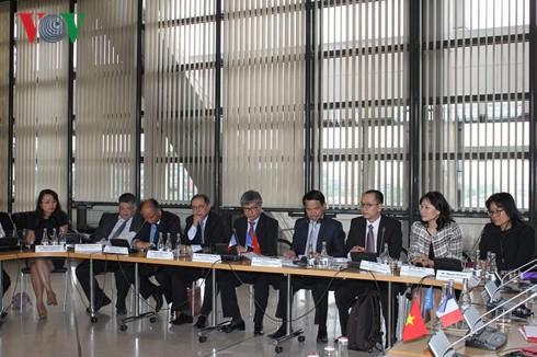 Đối thoại kinh tế cấp cao Việt – Pháp - ảnh 2