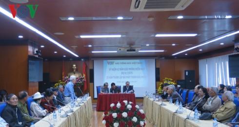Đài Tiếng nói Việt Nam gặp mặt các thế hệ cán bộ Đài Phát thanh Giải phóng - ảnh 1