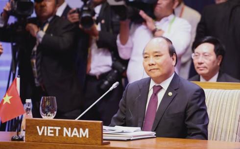 Bế mạc Hội nghị cấp cao ASEAN lần thứ 30 - ảnh 2