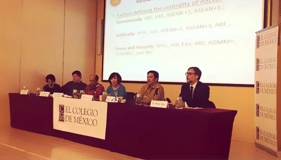 Hội thảo về 50 năm thành lập ASEAN tại Mexico  - ảnh 1