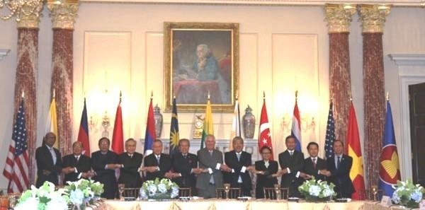 Hội nghị đặc biệt Bộ trưởng Ngoại giao ASEAN - Hoa Kỳ  - ảnh 1