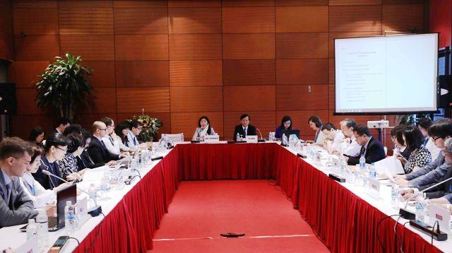 Hội nghị SOM2 bàn về nâng cao chất lượng nguồn lao động trong kỷ nguyên số - ảnh 1