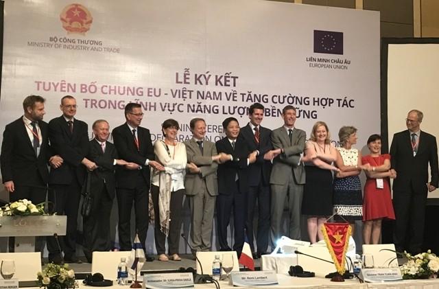 Ra mắt Nhóm Đối tác Năng lượng Việt Nam (VEPG) - ảnh 1