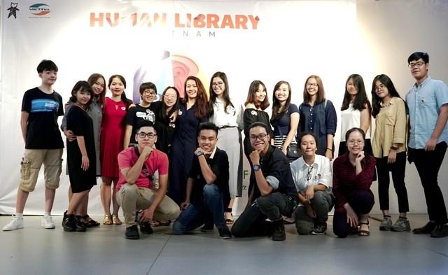 """Dự án """"The Human Library"""" mùa thứ hai - mới mẻ và hấp dẫn - ảnh 1"""