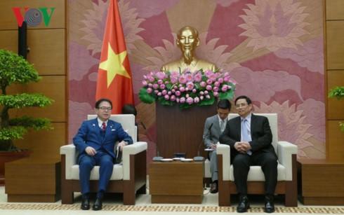 Tăng cường hơn nữa mối quan hệ tốt đẹp Việt Nam-Nhật Bản  - ảnh 1
