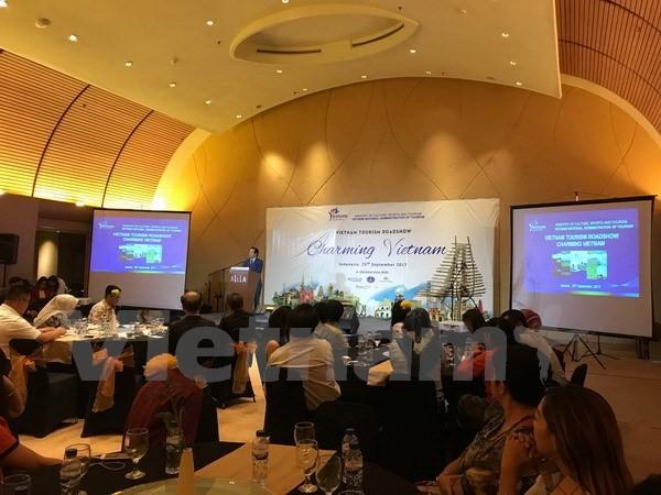 Việt Nam thúc đẩy thị trường du lịch Indonesia - ảnh 1