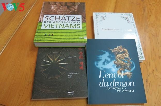 Báu vật khảo cổ Việt Nam và cuộc du hành trên nước Đức - ảnh 2