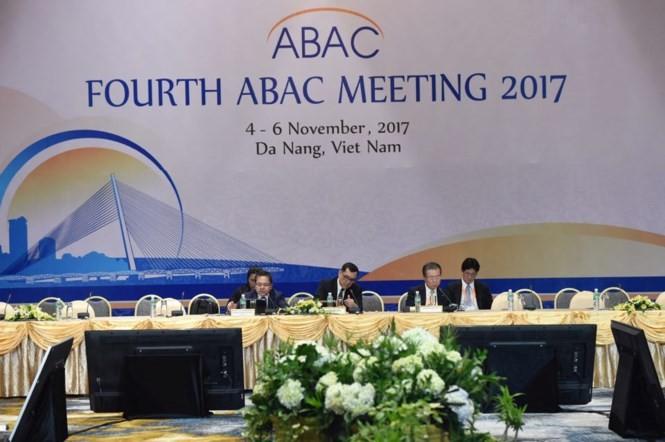 Cuộc họp lần thứ 4 của Hội đồng tư vấn kinh doanh APEC  - ảnh 1