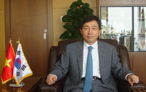 Đại sứ Hàn Quốc Lee Huyk: Quan hệ Việt Nam -  Hàn Quốc là kỳ tích của phát triển - ảnh 1