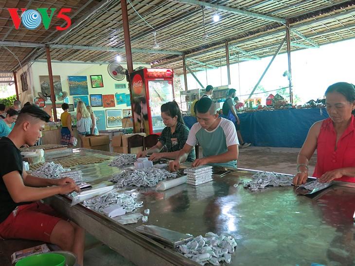 Cây dừa ở miệt vườn Bến Tre - ảnh 4