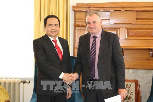 New Zealand mong muốn mở rộng và củng cố quan hệ với Việt Nam - ảnh 1