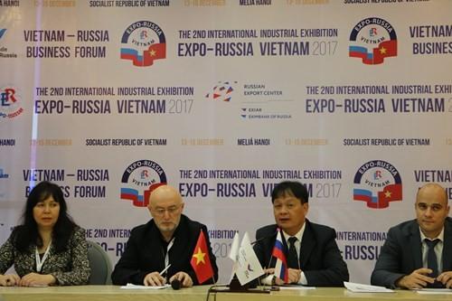 Sắp diễn ra Triển lãm công nghiệp quốc tế Nga - Việt  - ảnh 1