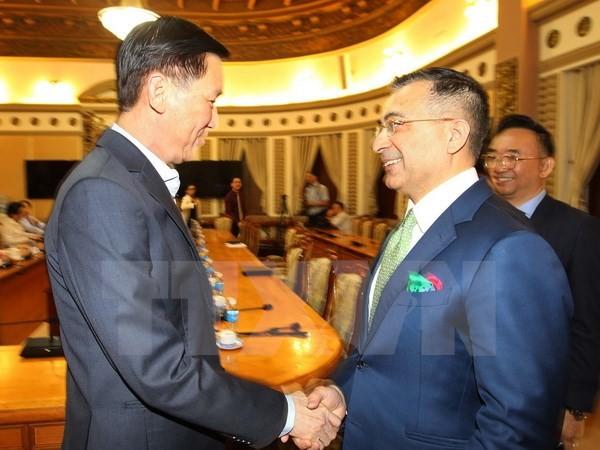 Thành phố Hồ Chí Minh và Tập đoàn Dell Technologies kết nối tăng cường hợp tác  - ảnh 1
