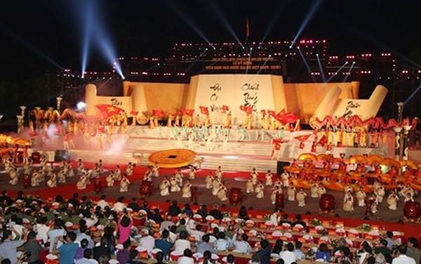Tổng Bí thư Nguyễn Phú Trọng dự Lễ kỷ niệm 1050 năm nhà nước Đại Cồ Việt tại Ninh Bình - ảnh 2