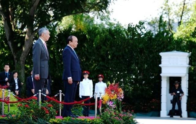 Quan hệ Việt Nam – Singapore đi vào ổn định, phát triển trên tất cả các lĩnh vực - ảnh 2