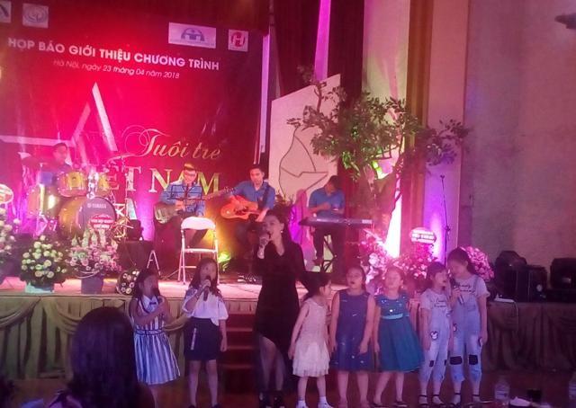 """Chương trình """"Tuổi trẻ Việt Nam"""" – tiếp thêm niềm đam mê của tuổi trẻ - ảnh 2"""